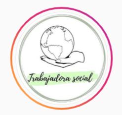 El mundo de una trabajadora social