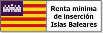 Renta mínima de inserción Islas Baleares