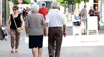 La revisión de las pensiones contributivas