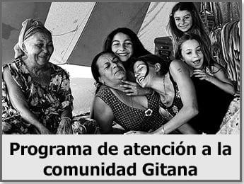 Atención a la comunidad Gitana