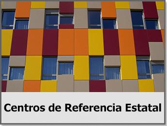 Centros de Referencia Estatal