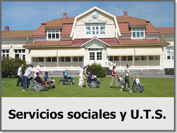 Servicios sociales y U.T.S.