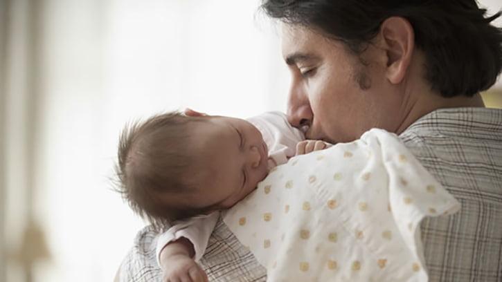 Prestaci n por paternidad for Derecho de paternidad