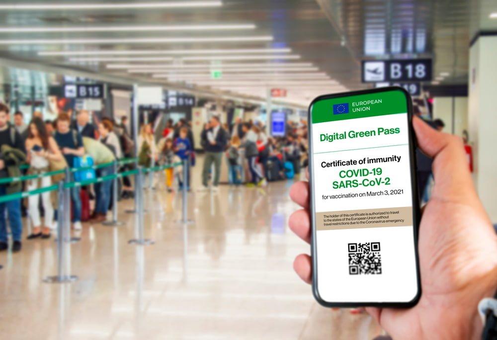 """El Certificado COVID de la Unión Europea """"Green pass"""": todo lo que debes  saber"""